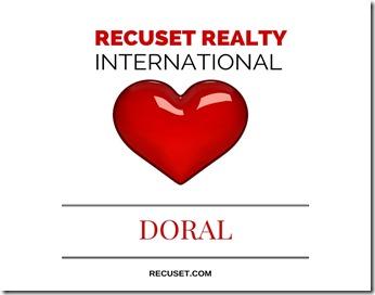 We LOVE Doral web